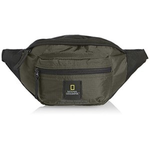 National Geographic Explorer Waist Bag khaki