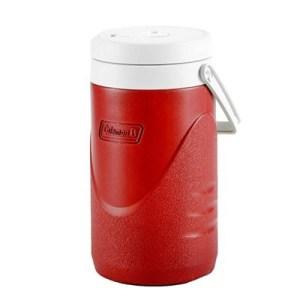 Coleman 1 per 2 Gallon 1.9L Polylite Jug red