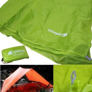 Chanodug ODP 0373 Flysheet 220 x 300 cm light green