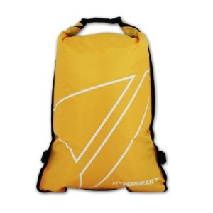 Hypergear 20L Flat Bag yellow