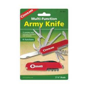 Coghlan's Army Knife 11 Functions