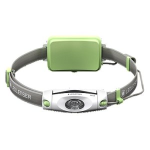 LED Lenser NEO 4 green