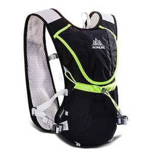 Aonijie 8L Hydration Backpack black