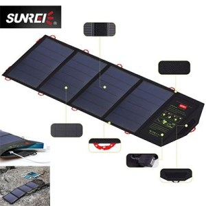Sunree ODP 0421 E-Charger 18W Solar Charger