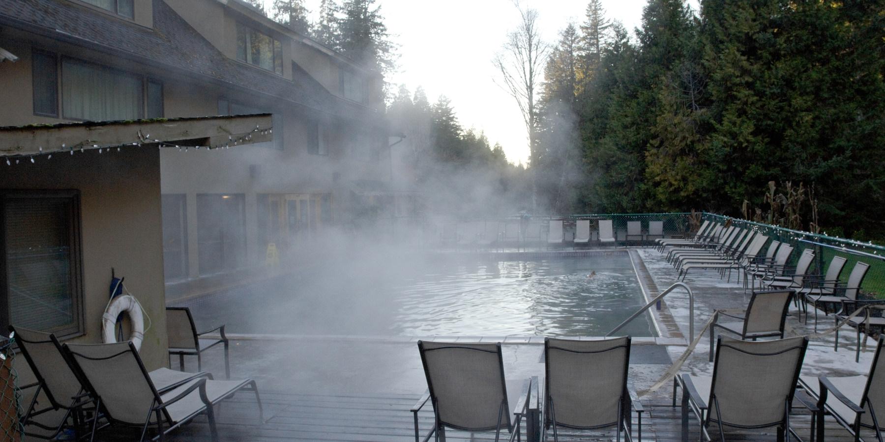 Belknap Hot Springs Outdoor Project