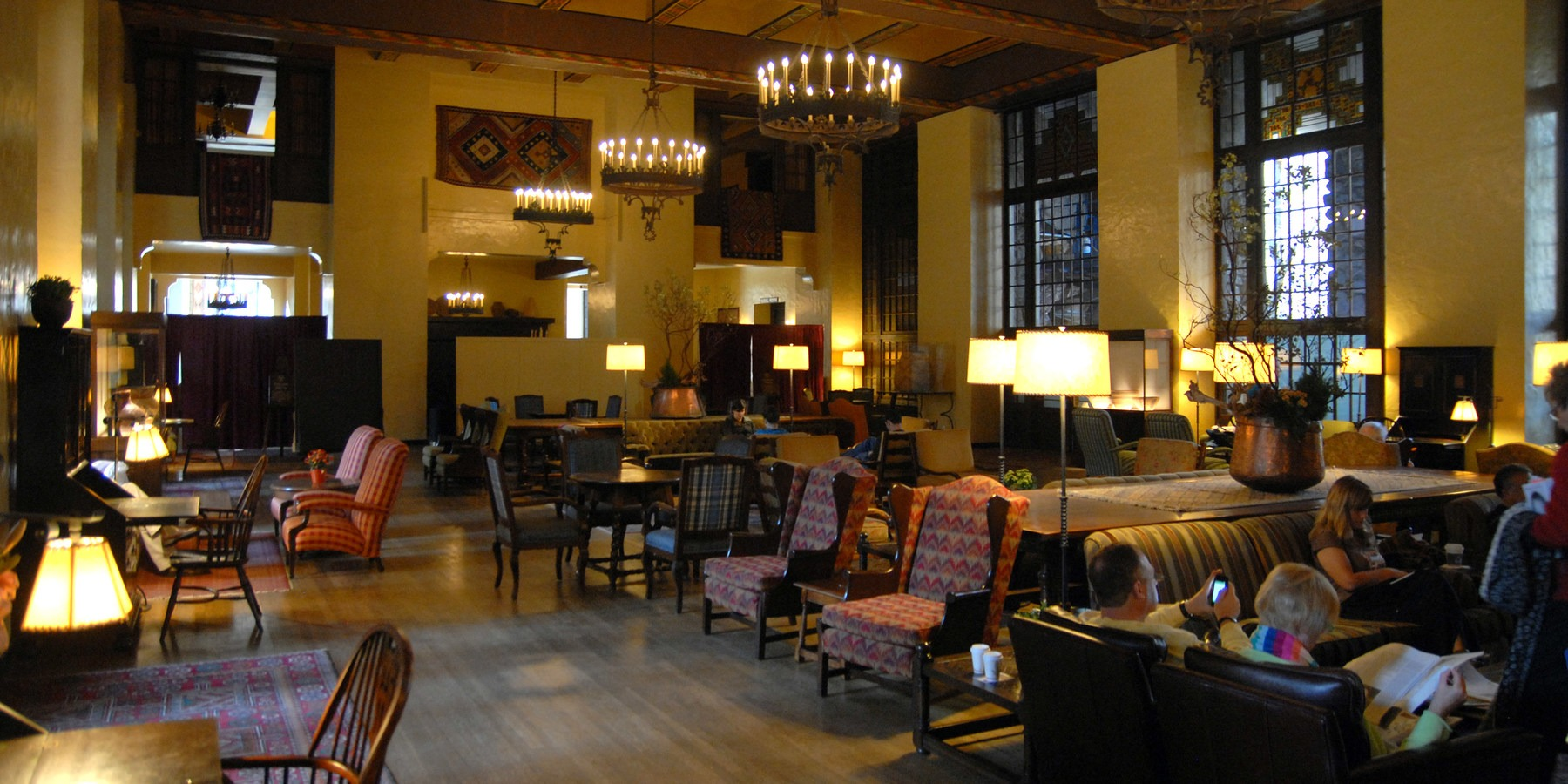 Ahwahnee Hotel Outdoor Project