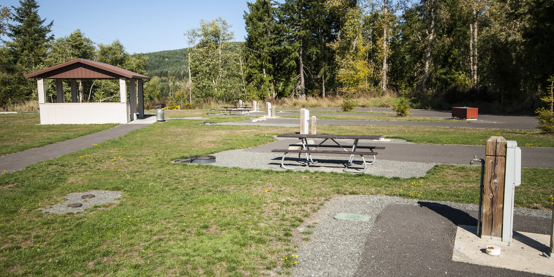 Alder Lake Park Campground  Outdoor Project