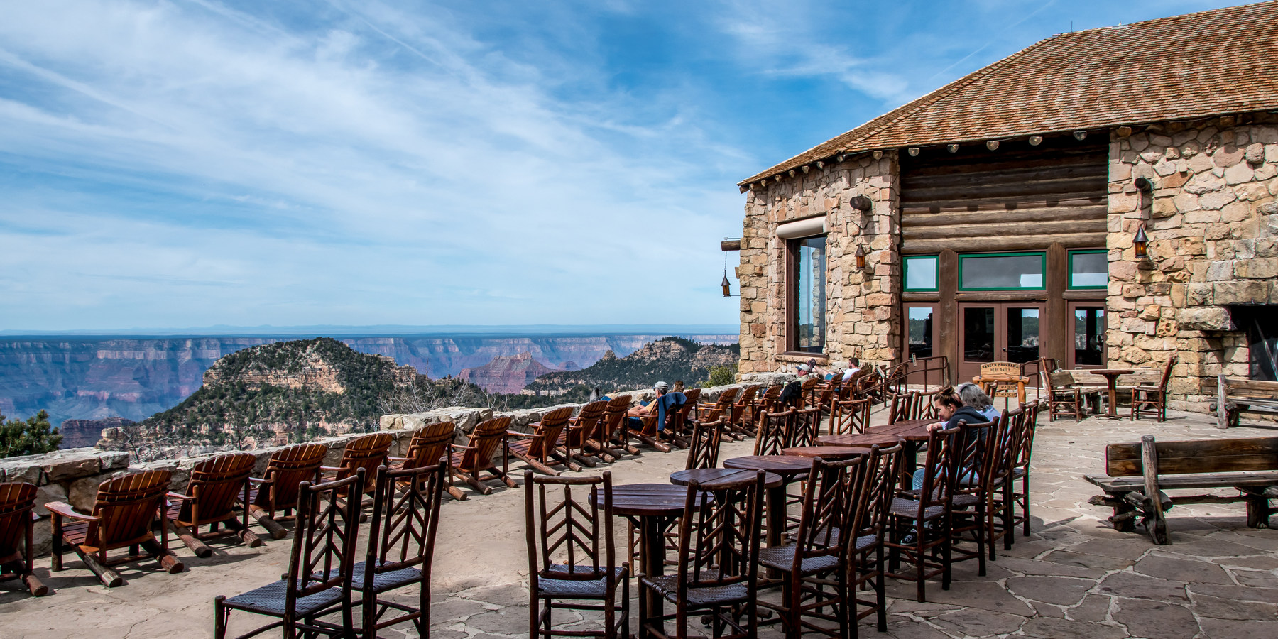 Grand Canyon North Rim Lodge