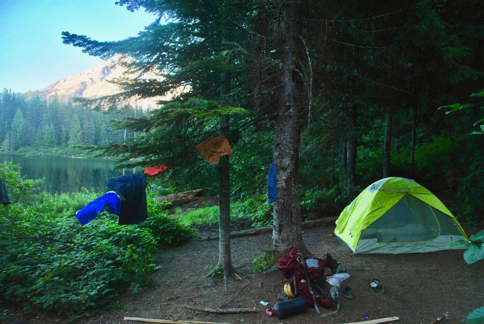 dispersed camping public lands
