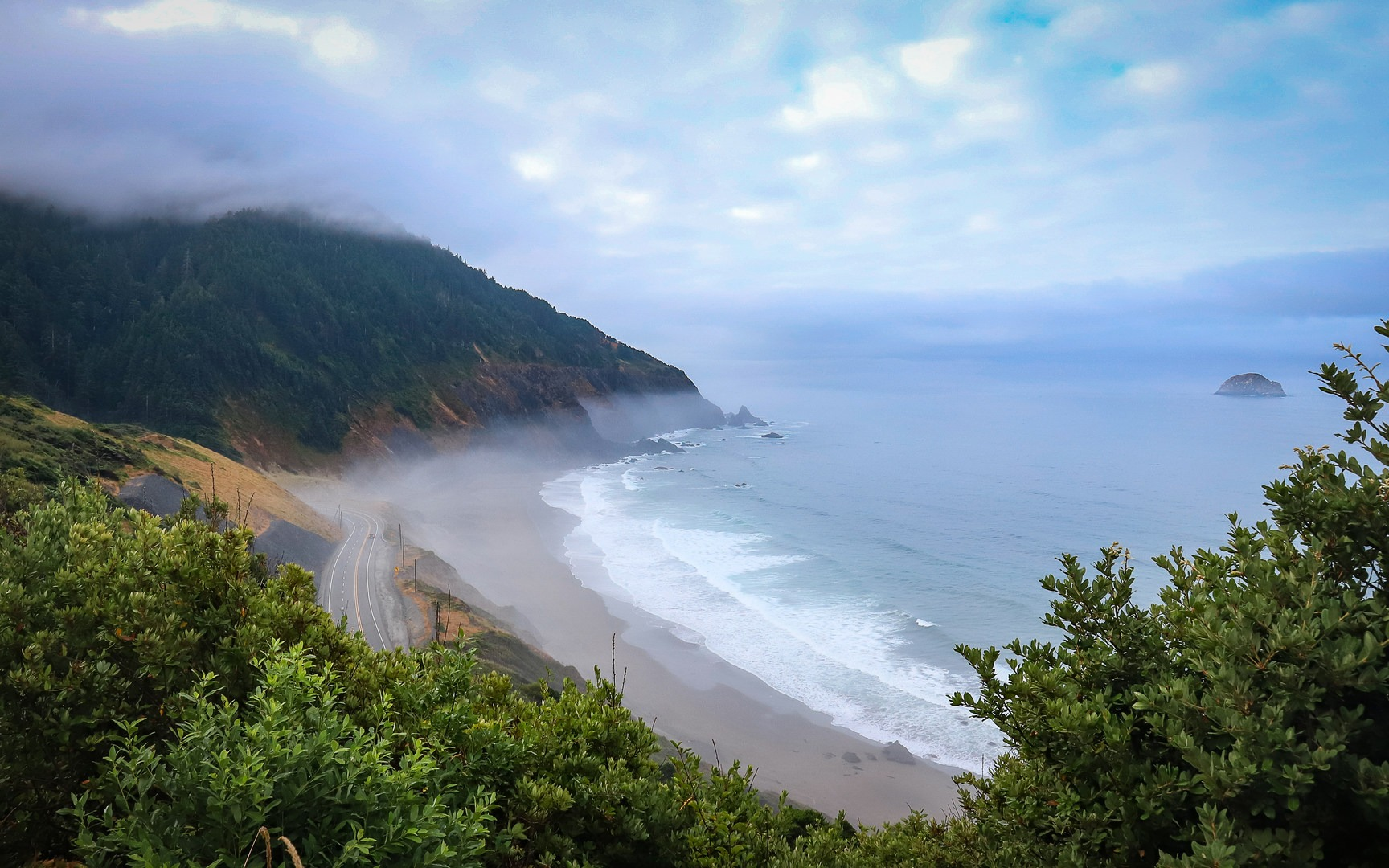 Humbug mountain state park is a state park located on the oregon coast. Humbug Mountain State Park Outdoor Project