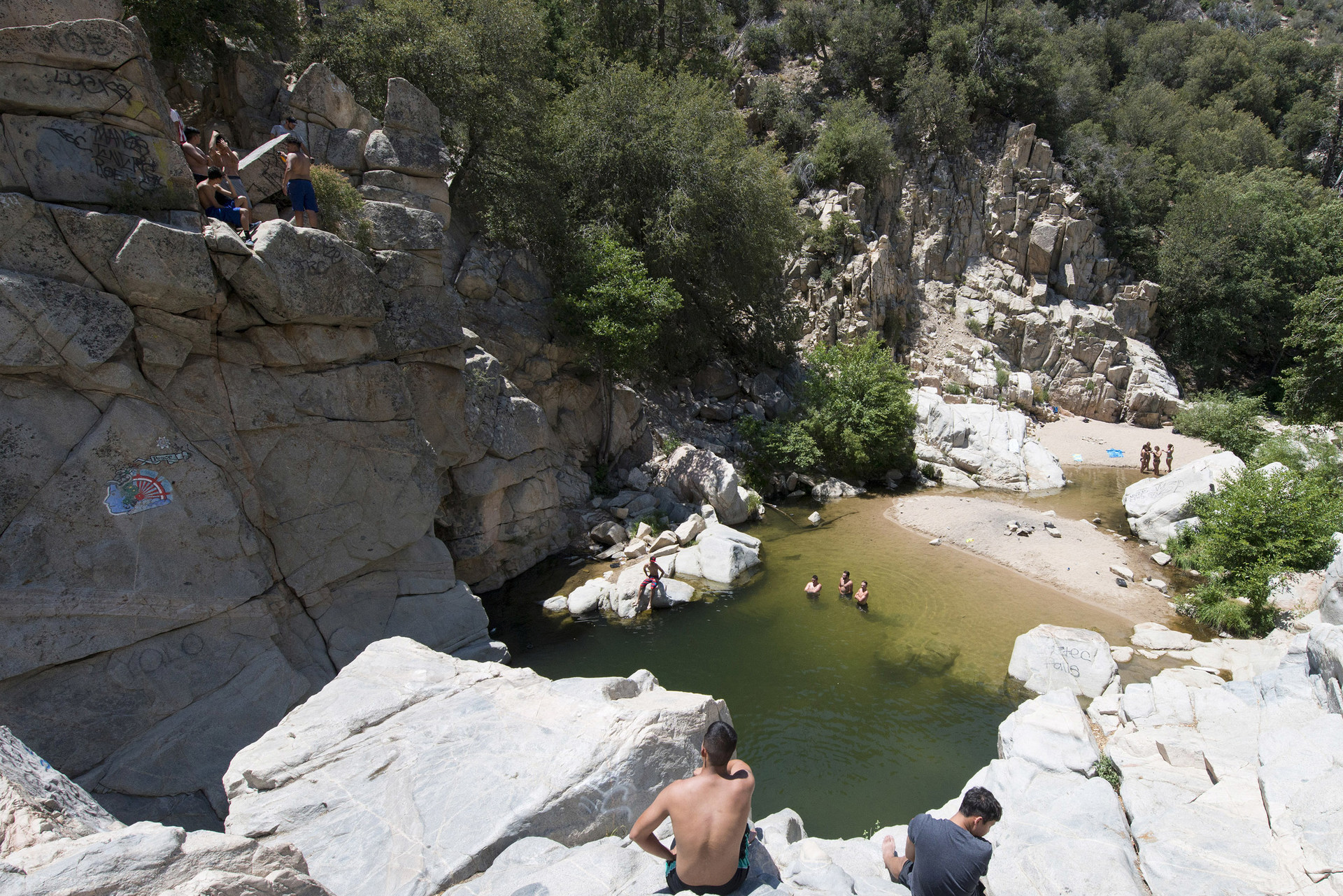 Southern Californias 18 Best Swimming Holes  Outdoor Project
