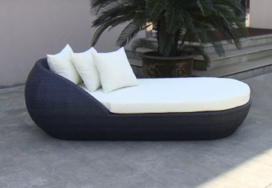 Modern Chaise Outdoor