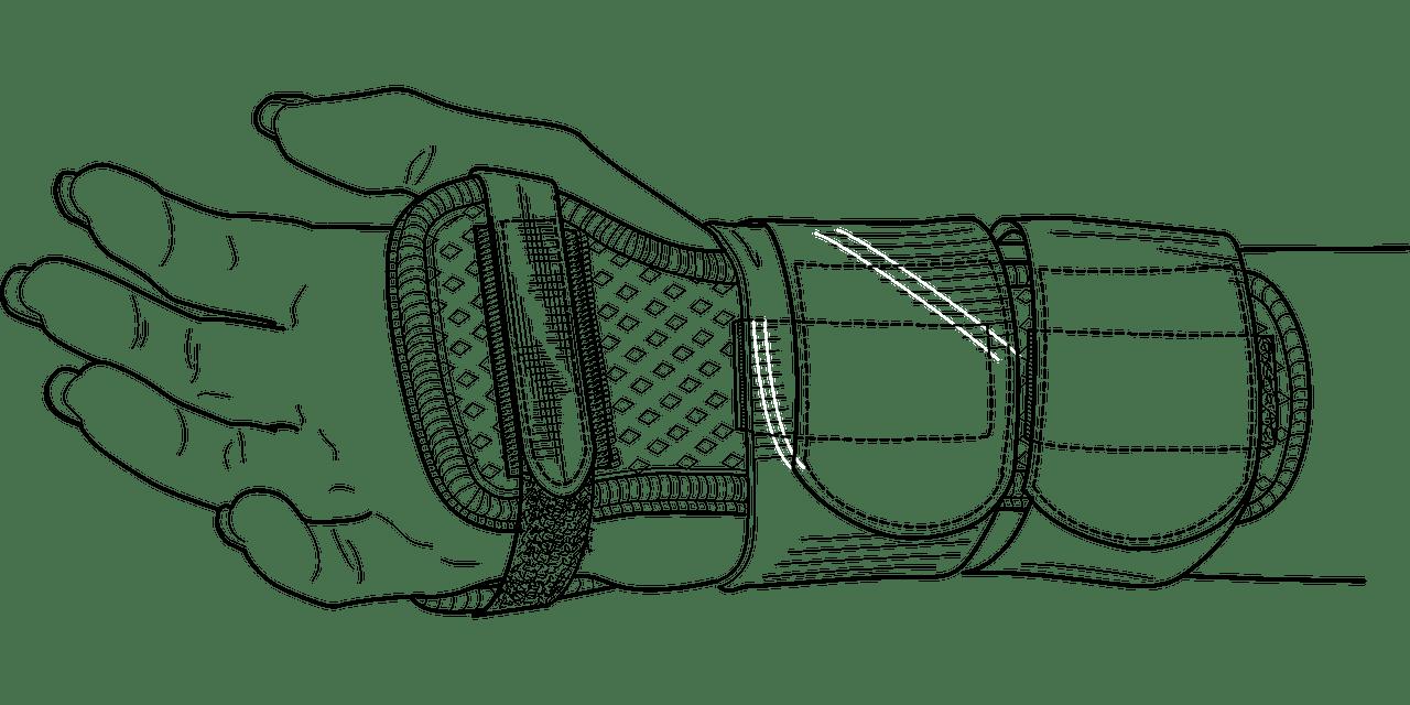 Survival skill: making a splint