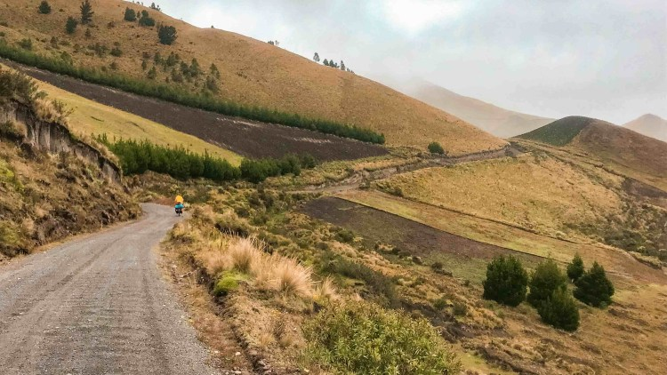Cycling the TEMBR through agricultural fields