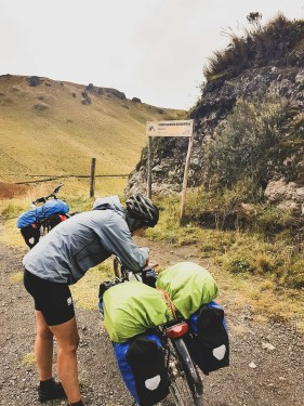 Cycling the TEMBR - exhausted