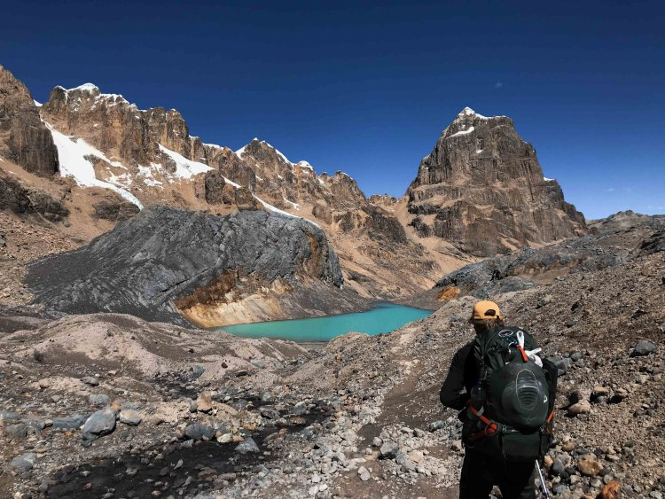Hike the epic Huayhuash trek without a guide 3