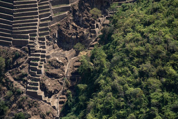 The adventurous Choquequirao trek without a guide 5