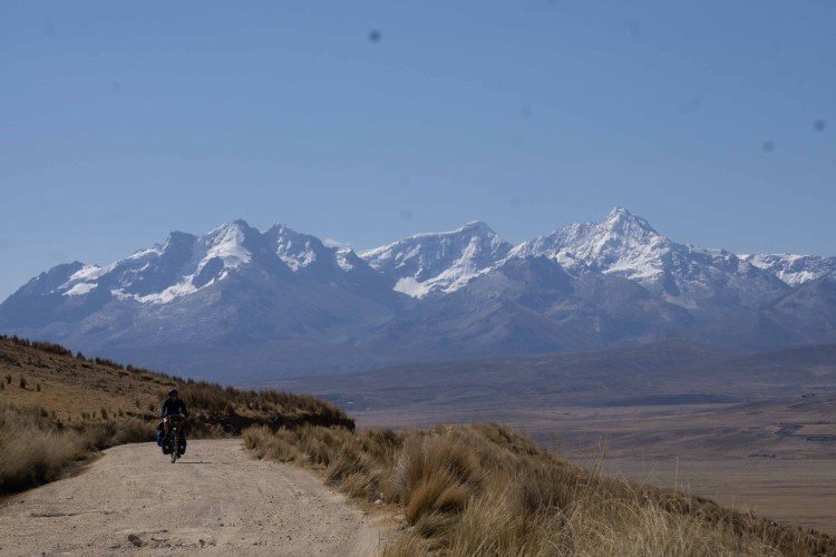 Cycling from Huaraz to Cajatambo 1