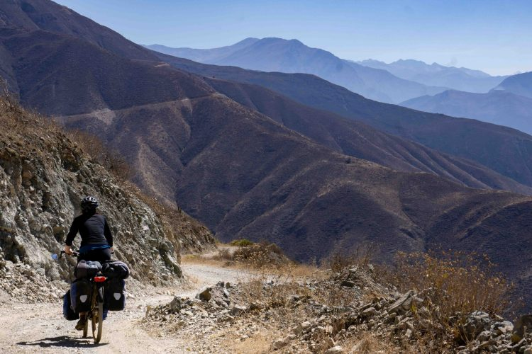 Cycling from Huaraz to Cajatambo 3