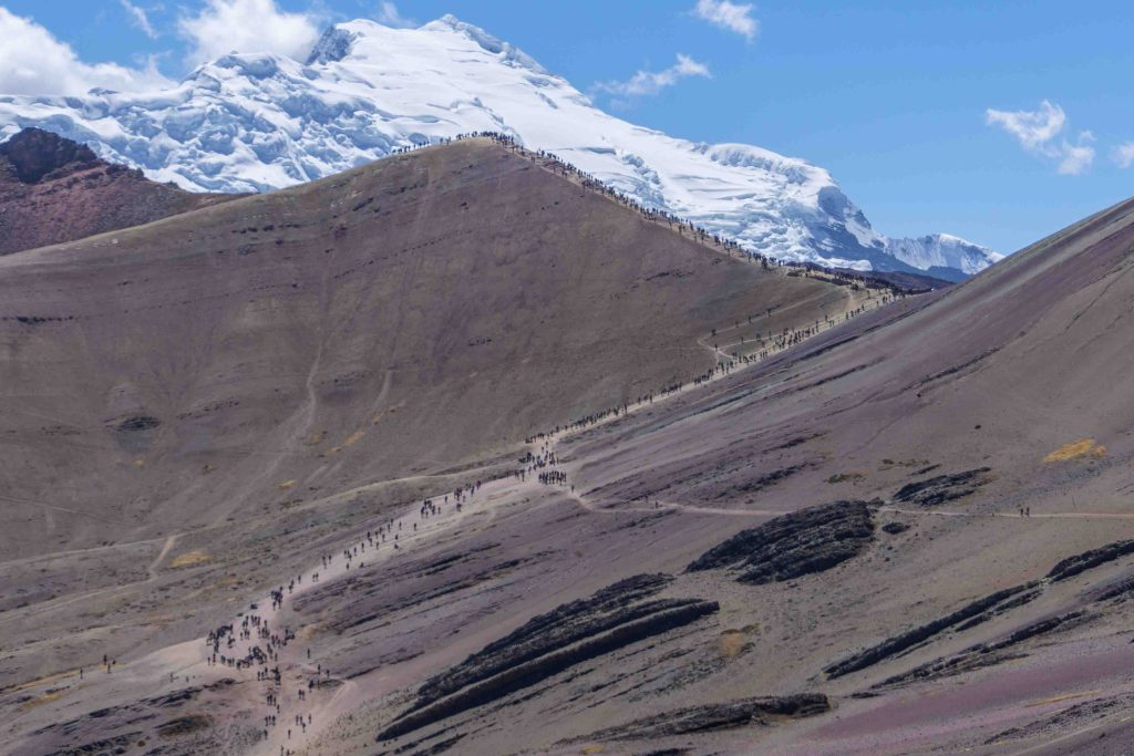 Discover Peru's beautiful Ausangate Trek and rainbow mountain 16