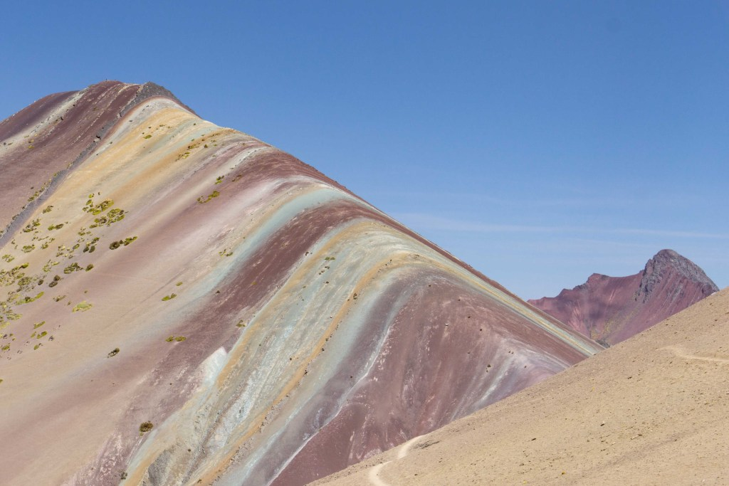 Discover Peru's beautiful Ausangate Trek and rainbow mountain 9