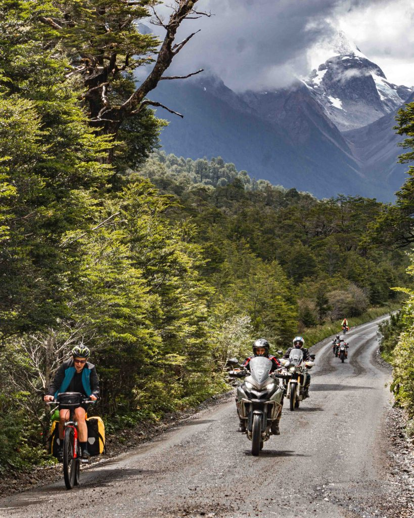 Cycle the Carretera Austral | The famous road through the heart of Chilean Patagonia 2