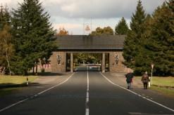 Eingang zur Ordenburg Vogelsang