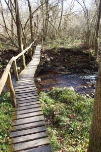 Brücke an der Hoegne
