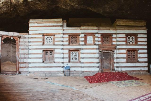 Kloster Yemrehanna Kristos