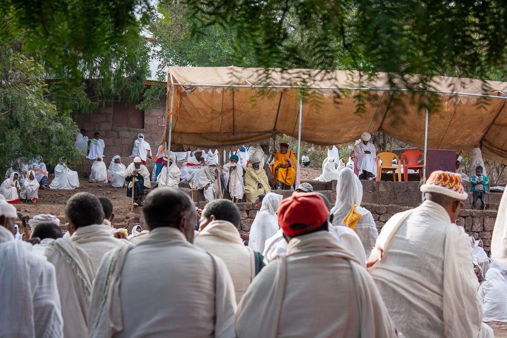 Fest in Lalibela