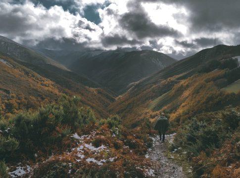Wanderung Witali Bytschkow