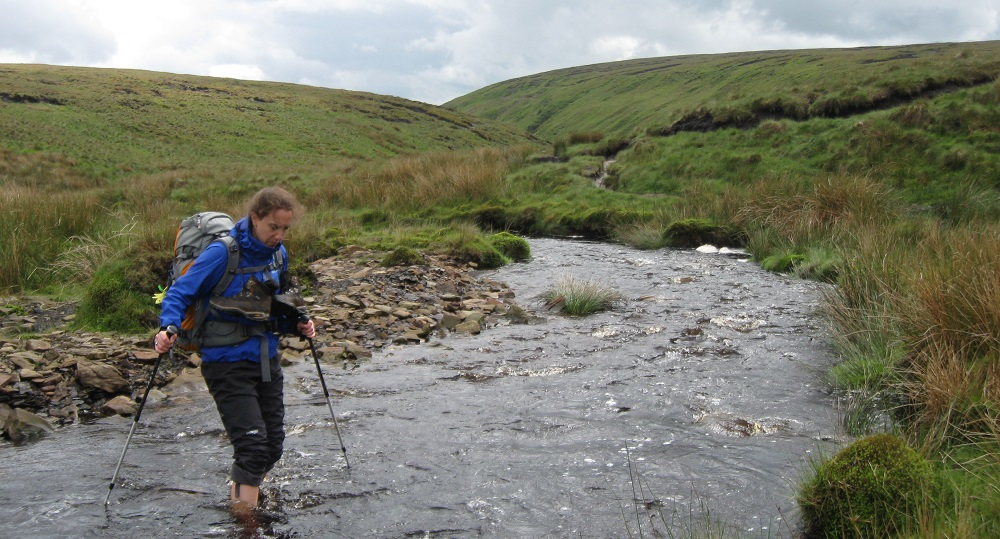 How to deal with wet feet – the problem