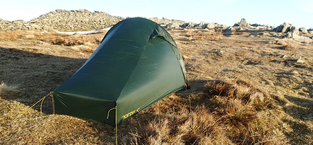 Nordisk Telemark 1 ULW tent