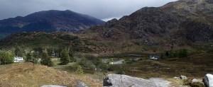 Shiel Bridge and Sgurr an t-Searraich