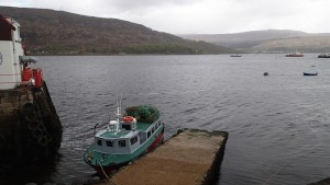 The ferry from Fort William to Camusnagaul across Loch Linnhe
