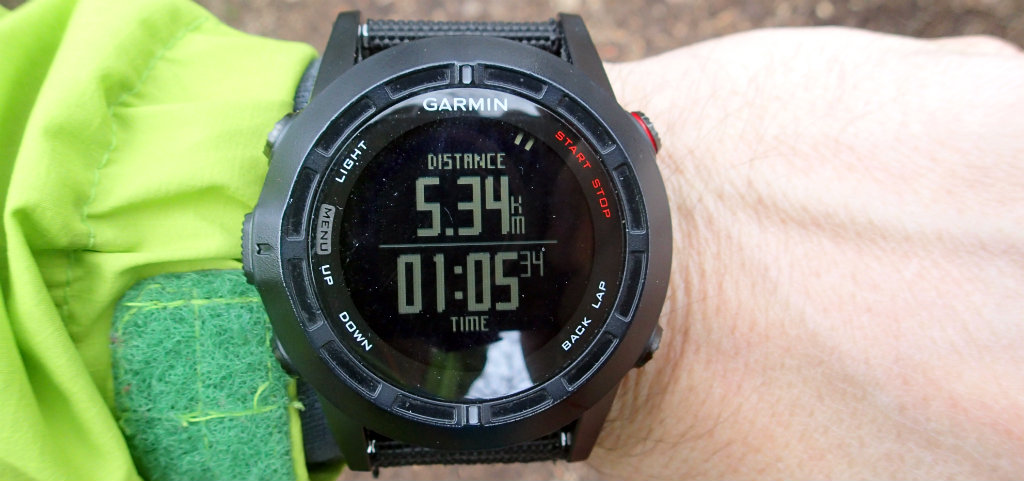Tracking your distance couldn't be simpler