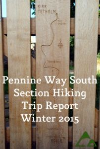 Pennine Way Cover
