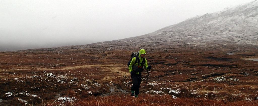 Wind shirts are brilliant for dry and cold conditions, like when it is windy and snowing