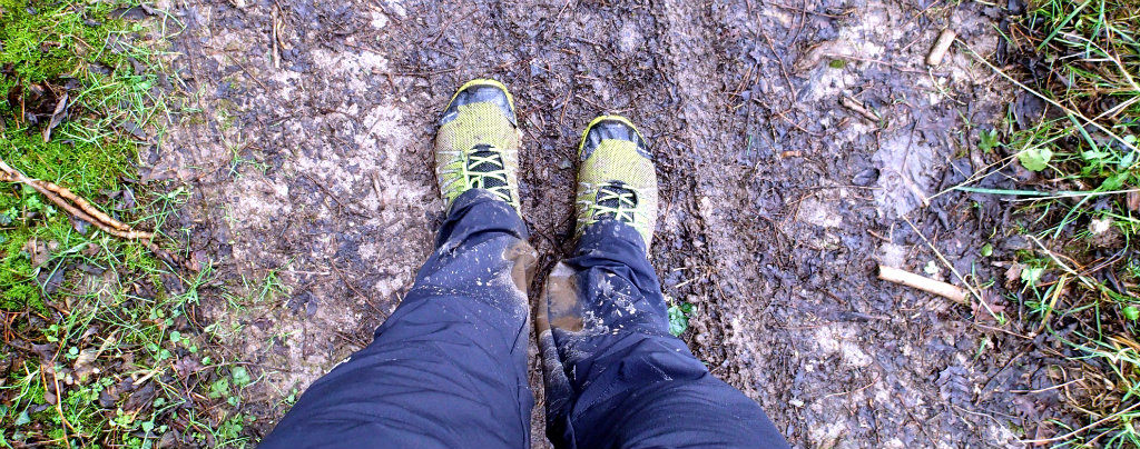 Inov8 trial shoes - a reliable company is the only real way