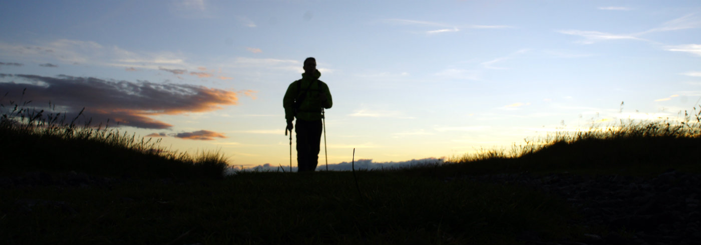 Hiking the right way: 25 miles days, pain free