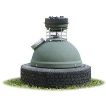 800lb Capsule Feeder Feeders - Year of Clean Water
