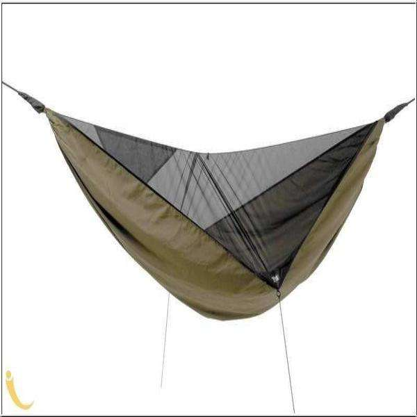 Hennessy Hammock Hennessy Explorer Deluxe Zip  Side Entrance Zipper Closure  OutdoorShopping