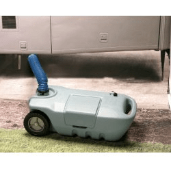 rv portable poo tank