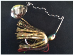 Deathshimmer Spinnerbaits