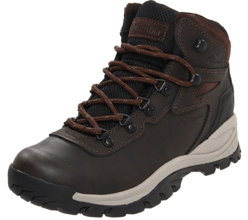 Columbia Womens Newton Wide Hiking Boot