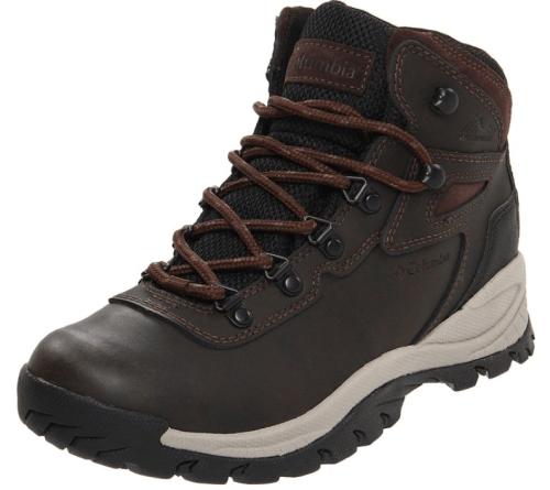 Columbia Womens Newton Wide Hiking Boot