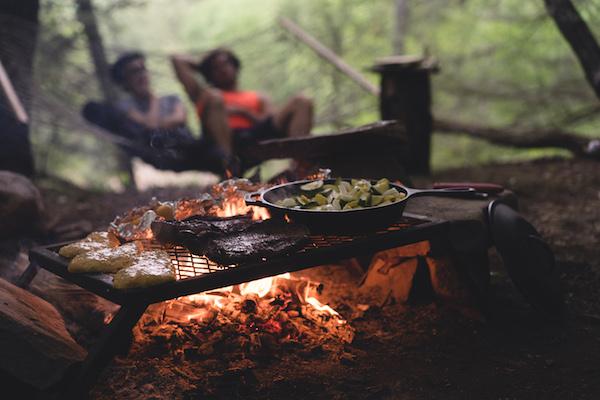 Camping Fajitas