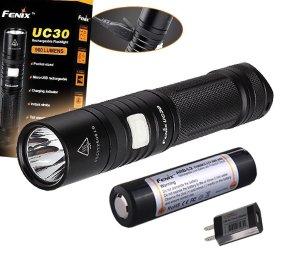 Fenix Small Flashlight