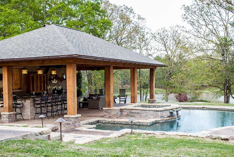 Swimming Pools  Outdoor Living Spaces  Outdoor Solutions