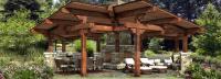 Trailwind | Timber Pavilion | Custom Outdoor Pavilion